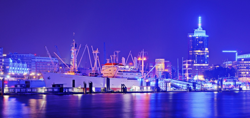 Wir führen Sie durch Hamburg